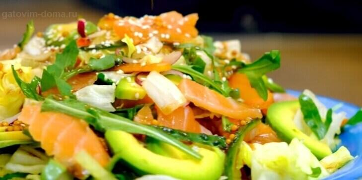 Простая и легкая новинка бесподобно вкусного салата без майонеза но новый год