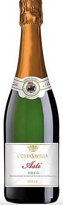 Пробуем Asti, как самое востребованное шампанское в России