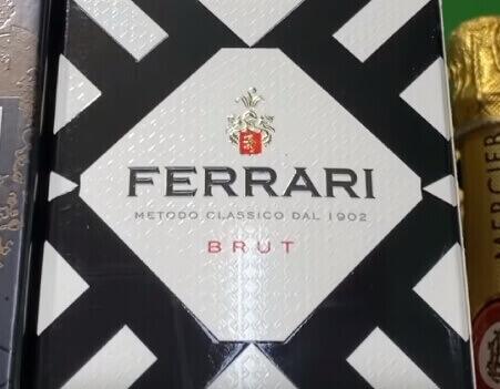 Самое лучшее бюджетное шампанское Ferrari из Италии