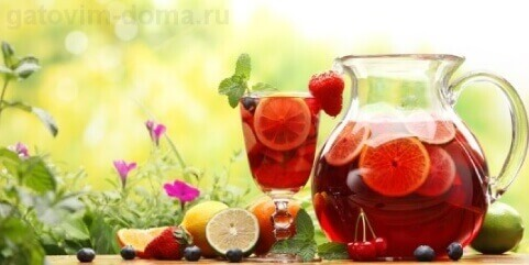 Лучшие пошаговые рецепты приготовления полезных напитков в домашних условиях