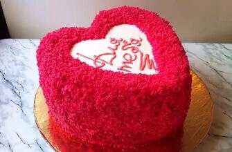 Готовим дома вкусный и красивый торт на День влюбленных 2021