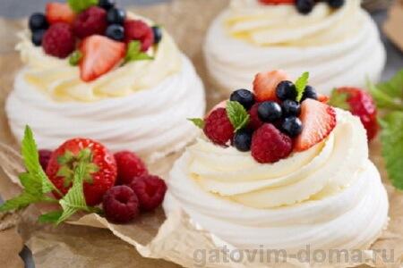Что такое десерт и когда его необходимо подавать на стол