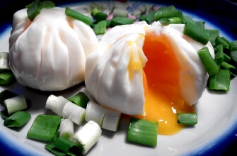 Рецепты приготовления яйца пашот в воде