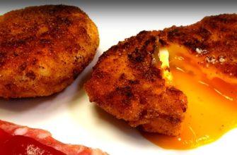 Рецепты приготовления жареных яиц Пашот на сковороде