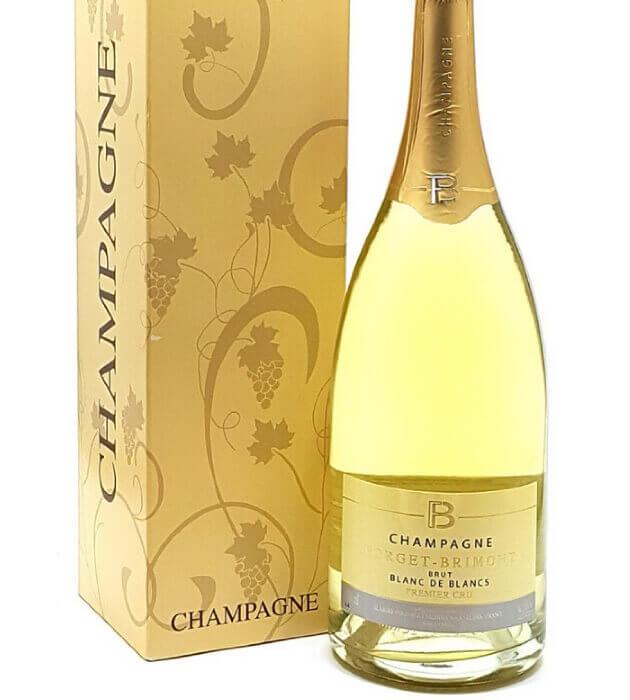 Французское шампанское Blanc de blancs – белый из белого