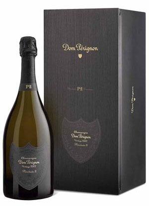 Элитное и лучшее французское шампанское Dom Pérignon