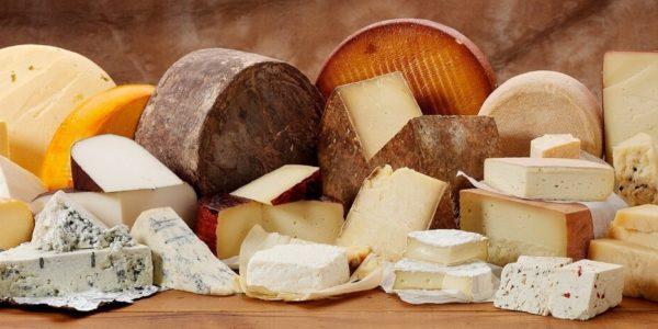 Какие бывают виды сыра во всем мире